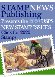 Link to Stamp News Now for the USPS 2020 Stamp Issues!